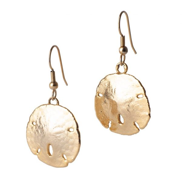 Metal Gold Earrings - Shopify